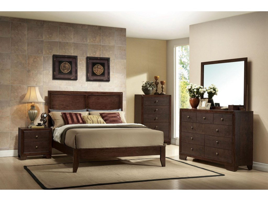 Acme Furniture MadisonChest of Drawers