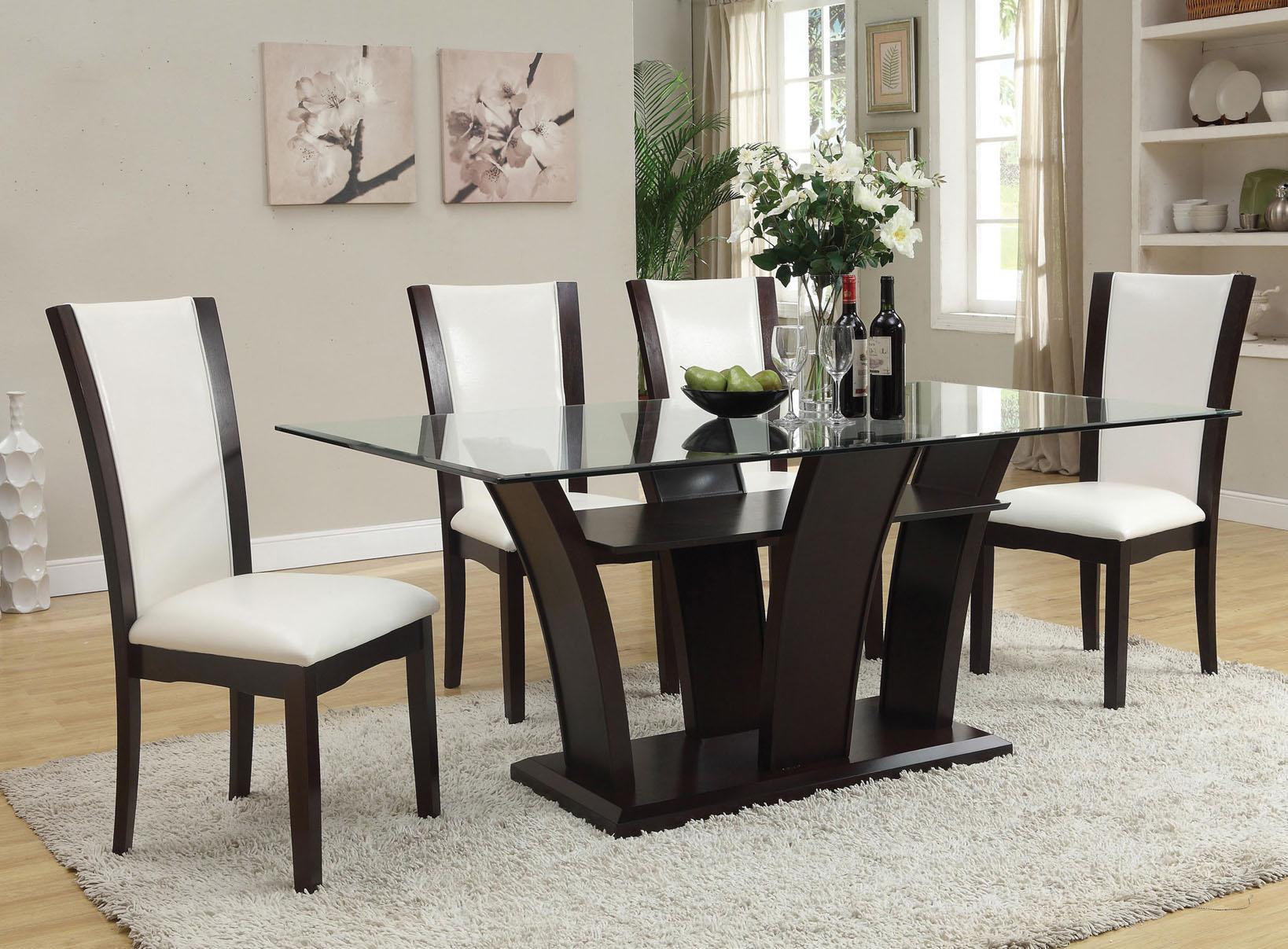 Acme Furniture MalikContemporary Dining Table