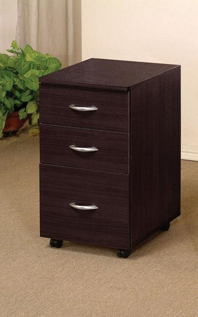 Acme Furniture Marlow Contemporary File Cabinet   Household Furniture   File  Cabinet