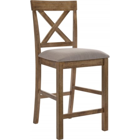 Counter Height Chair (Set-2)