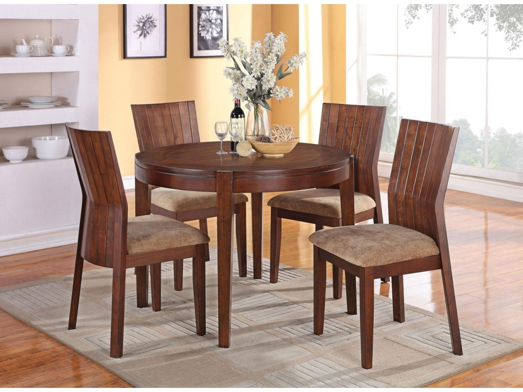 Shown with Round Dining Table