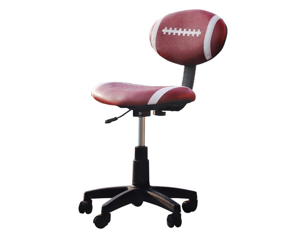 Acme Furniture MayaSports Pattern Office Chair