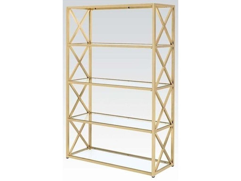 Acme Furniture MilaveraBookshelf