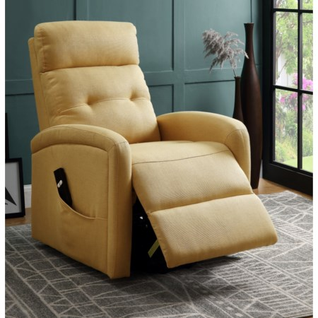 Recliner with Power Lift
