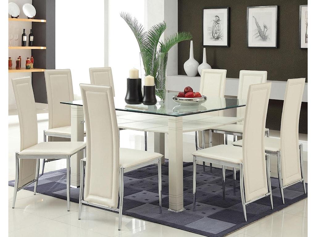 Acme Furniture RigganDining Table