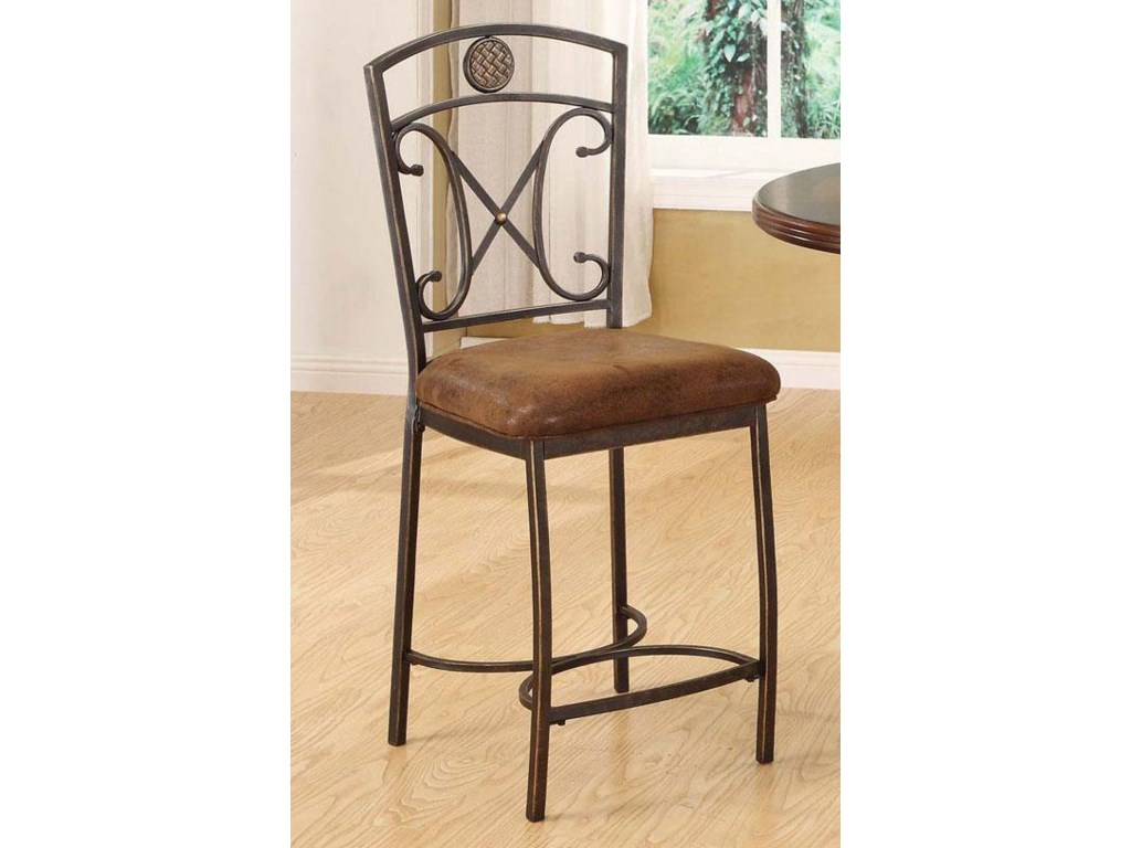 Acme Furniture TavioCounter Height Chair