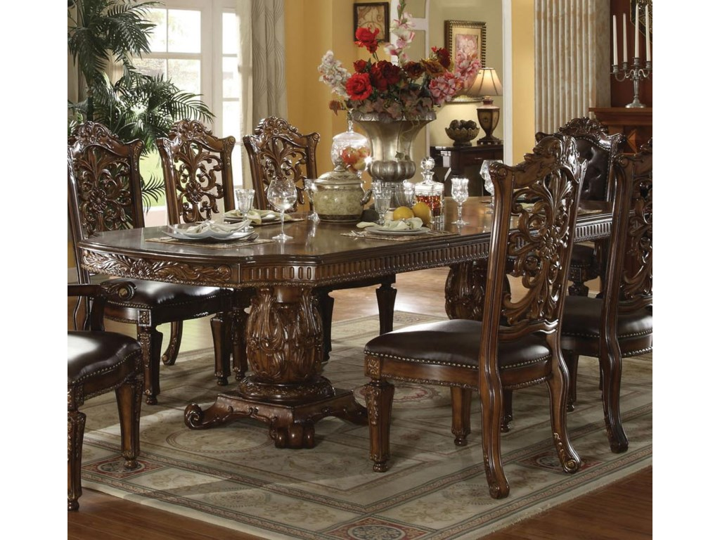 Acme Furniture VendomeFormal Dining Table