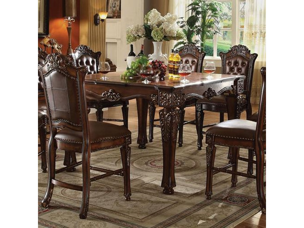 Acme Furniture Vendomecounter Height Dining Table