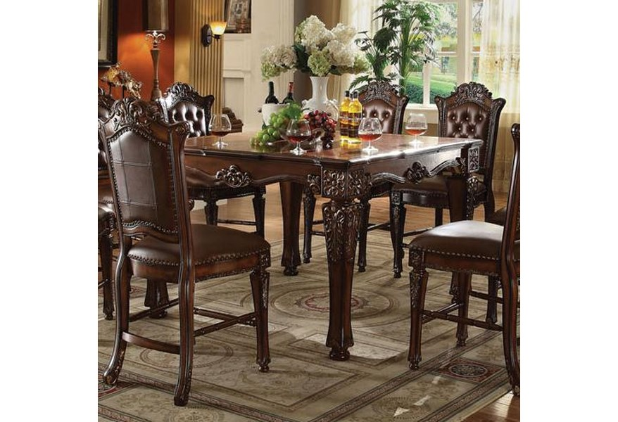Vendome Counter Height Dining Table