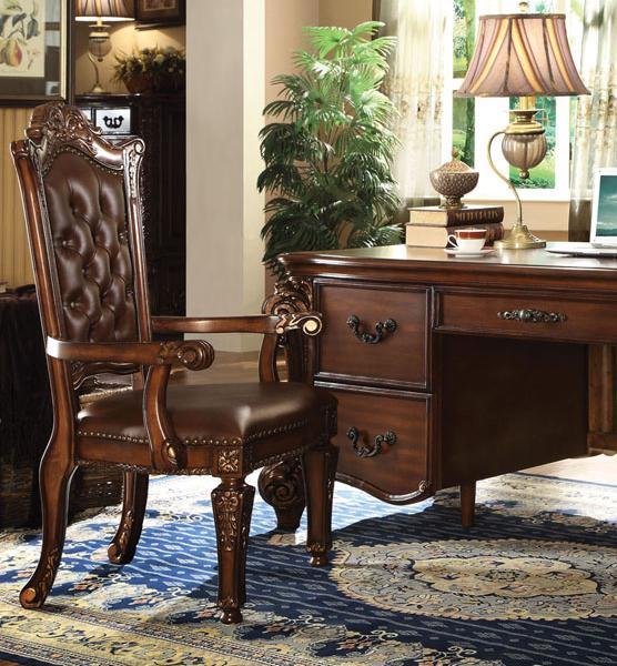 Acme Furniture VendomeOffice Arm Chair ...