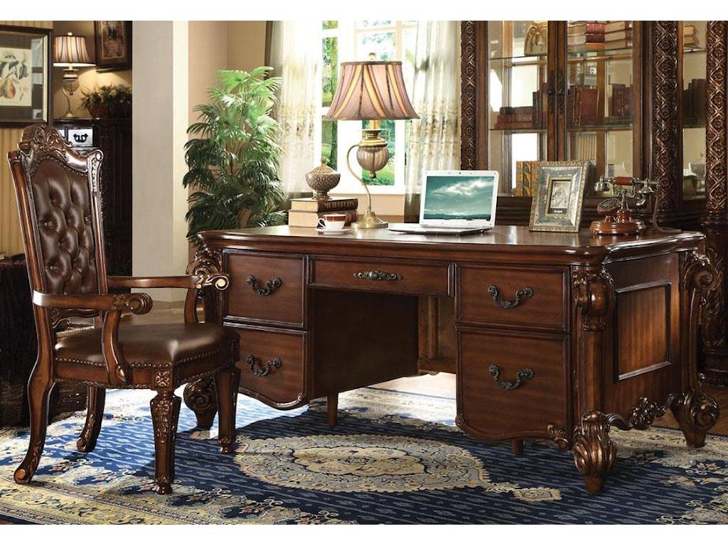 Acme Furniture VendomeOffice Arm Chair