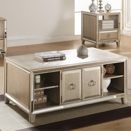 Coffee Table w/Lift Top