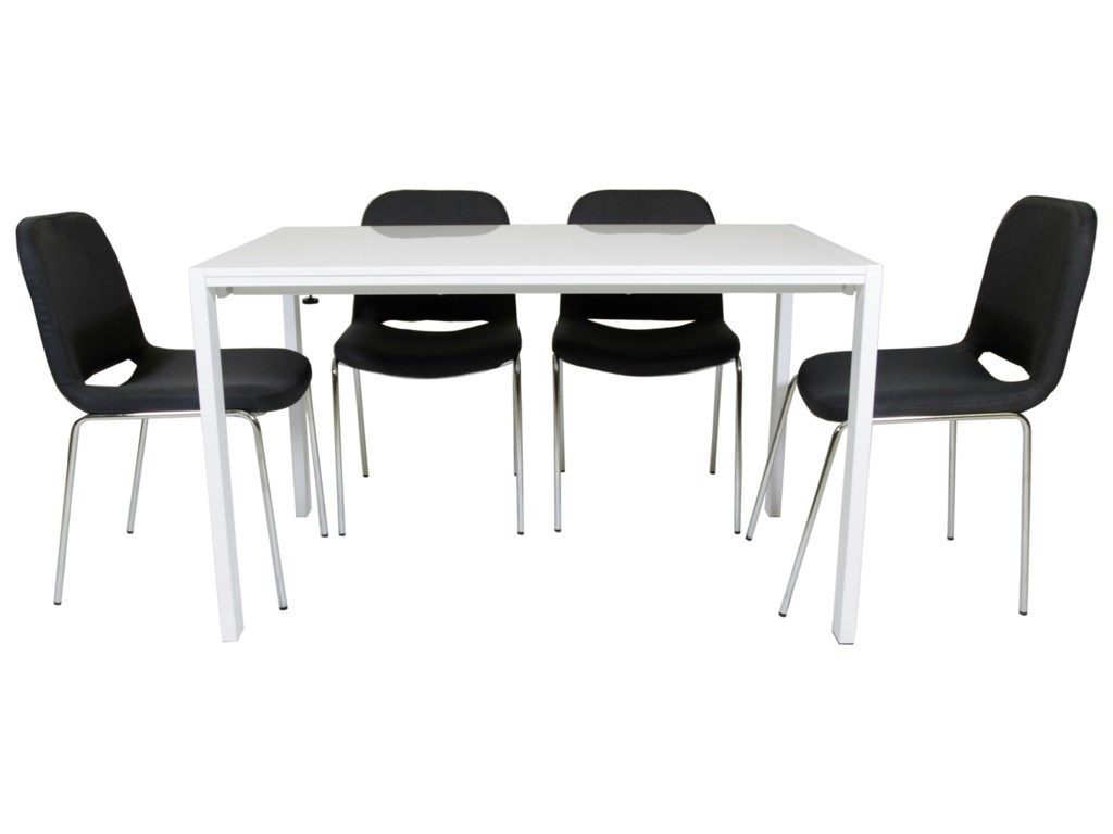 Actona Company Bristol5 Piece Dining Package