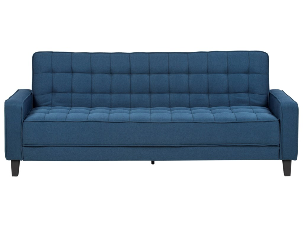 Actona company montrose sofabed red knot futons