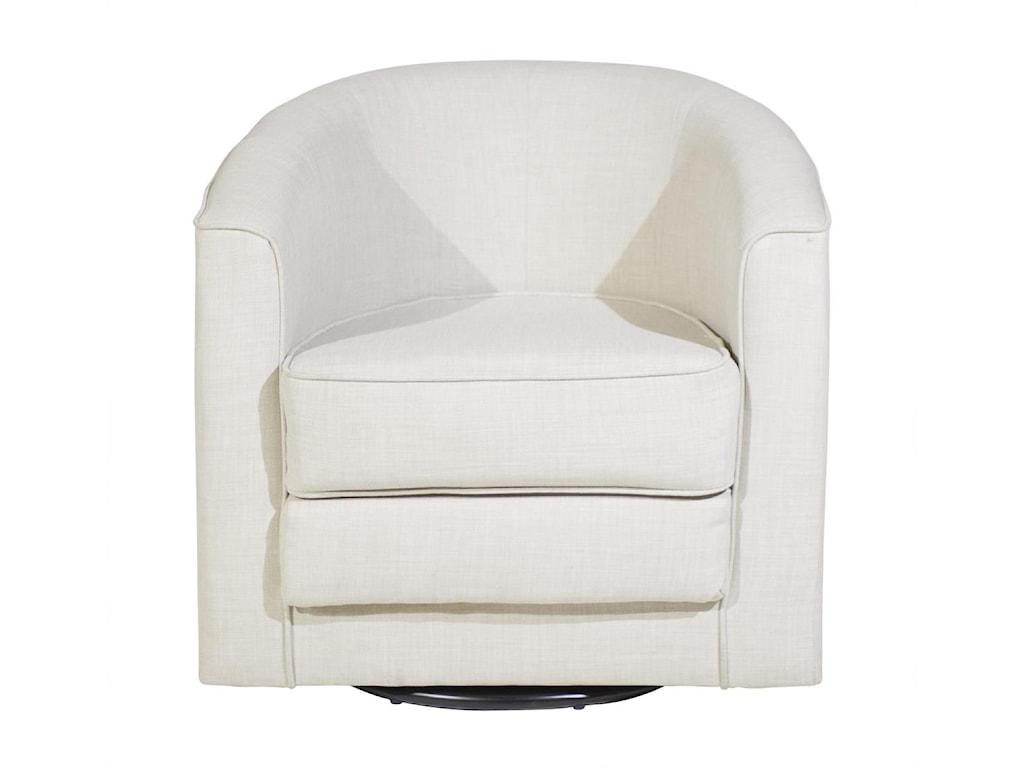 Actona Company Tub Swivel Chair | HomeWorld Furniture | Upholstered ...