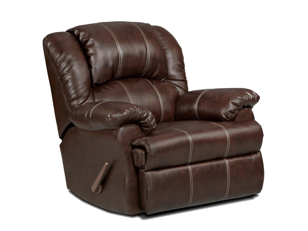 Affordable Furniture 1000Chaise Rocker Recliner