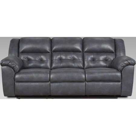 Dual Reclining Power Sofa