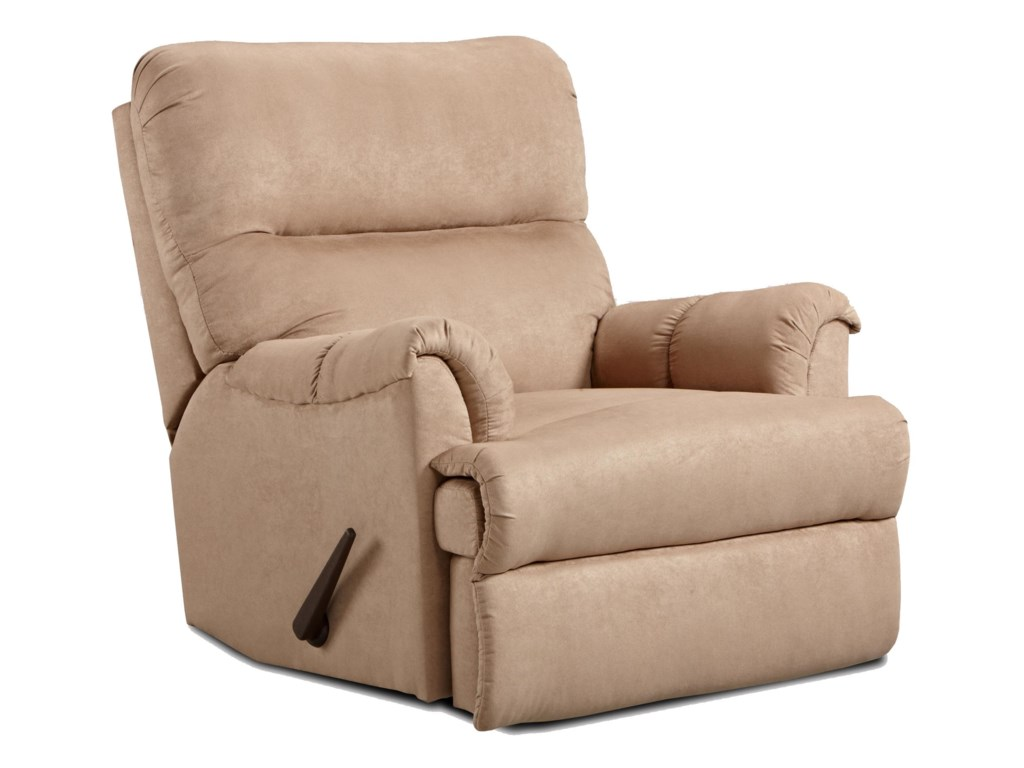 Affordable Furniture 2155Chaise Rocker Recliner