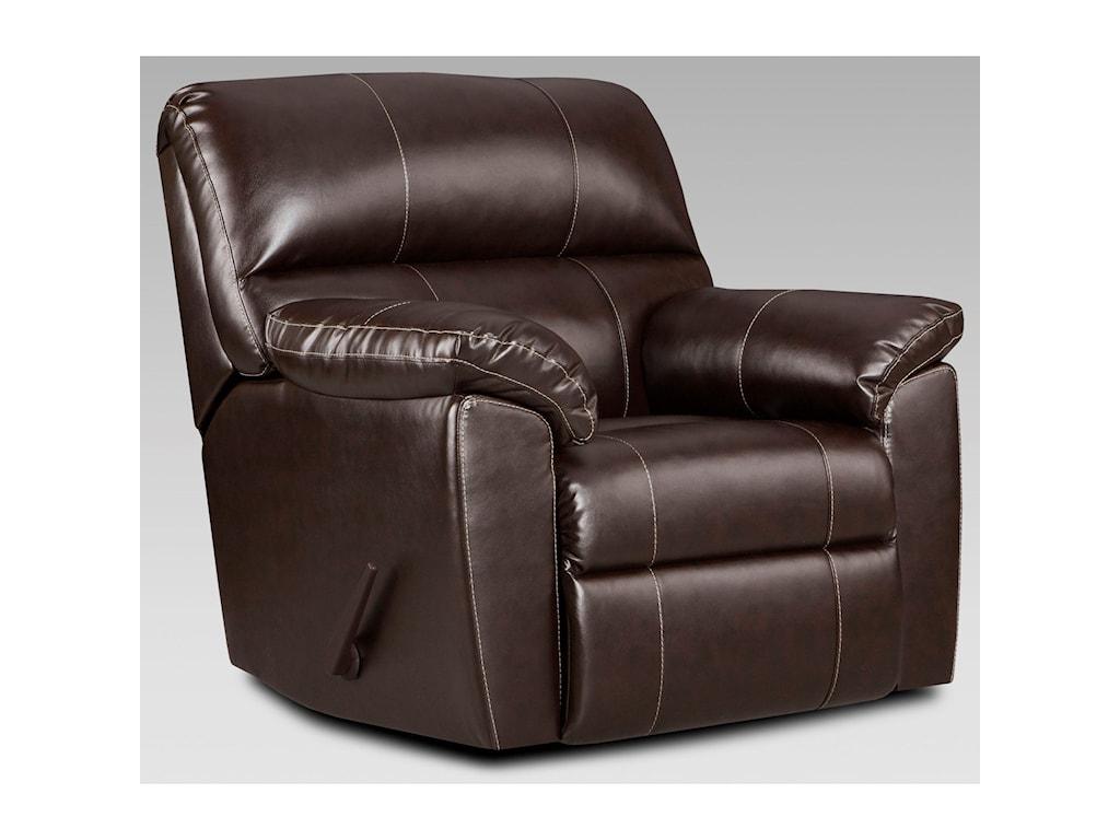 Affordable Furniture 2450Recliner
