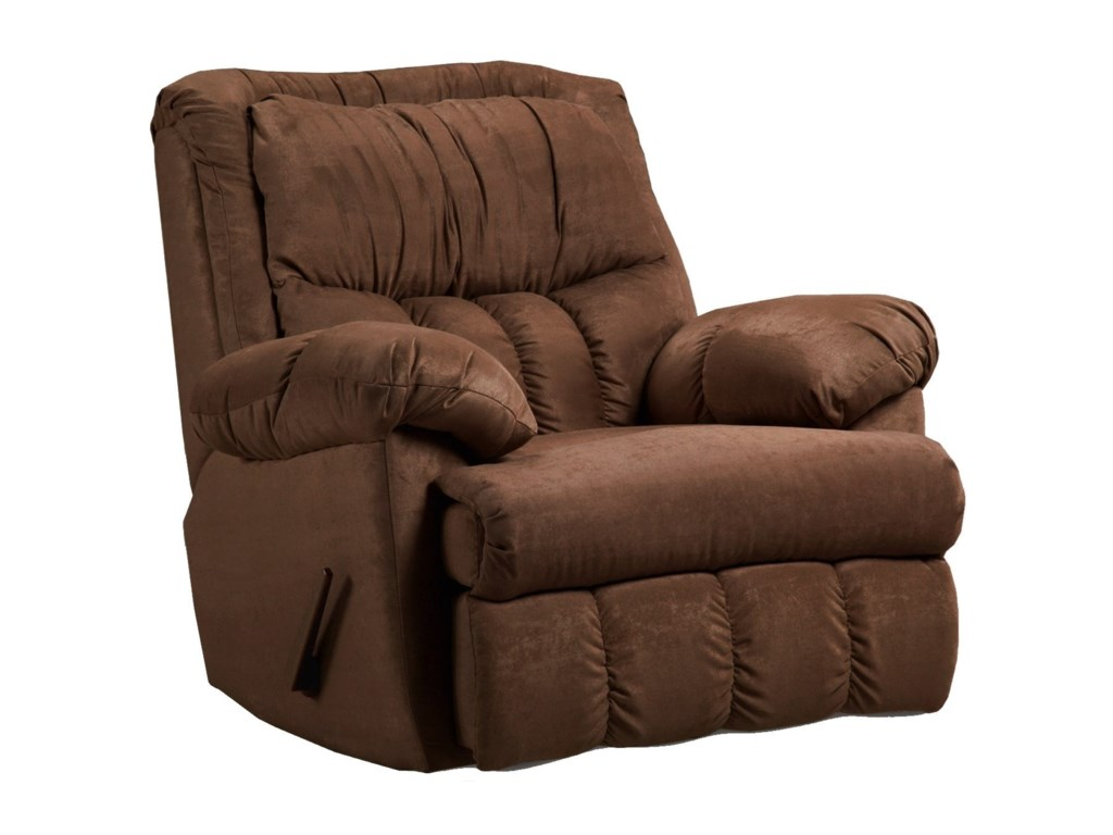 Affordable Furniture 2500Casual Rocker Recliner