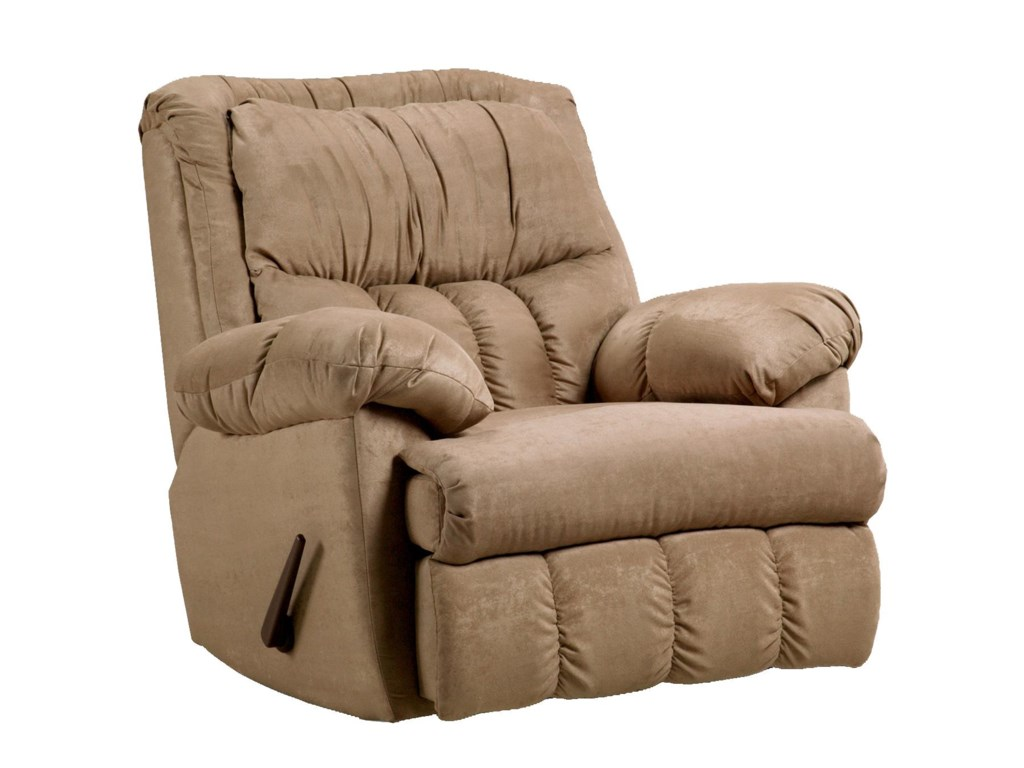 Affordable Furniture SensationsCasual Rocker Recliner