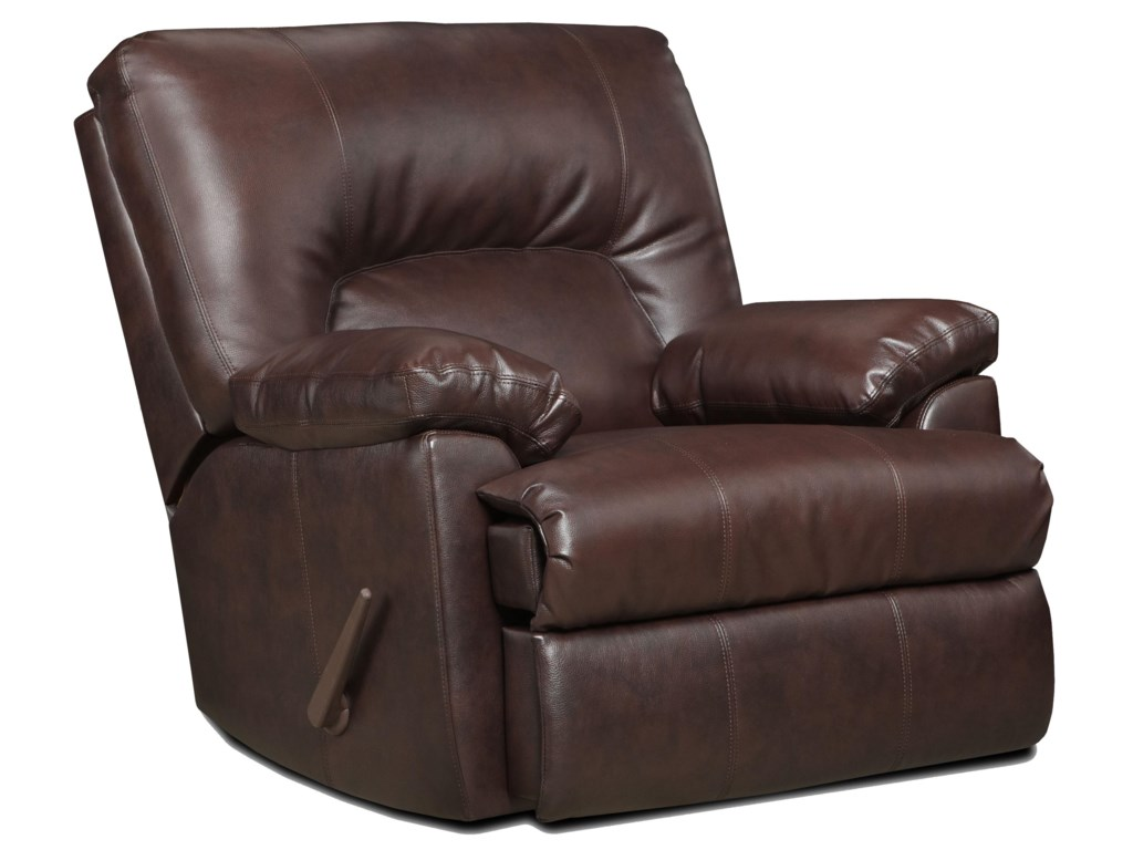 Affordable Furniture 2800 Chaise Rocker Recliner