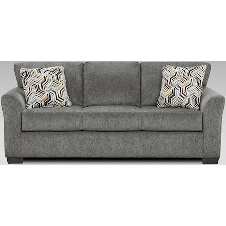 3333 Grey Sleeper Sofa