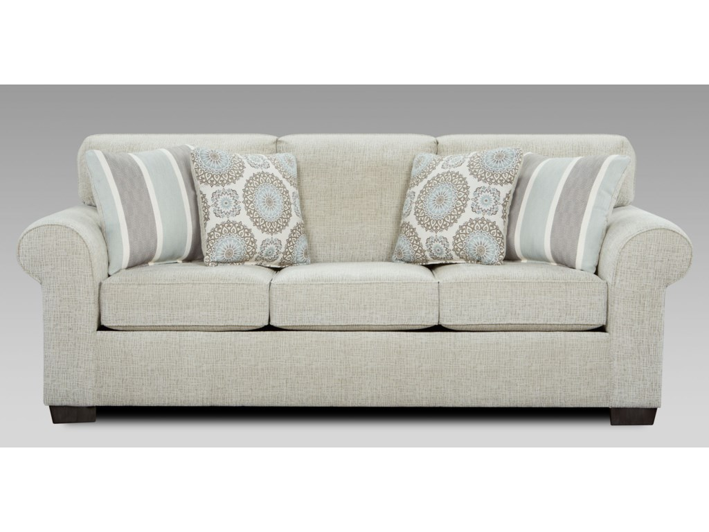 Affordable Furniture 3440Sofa