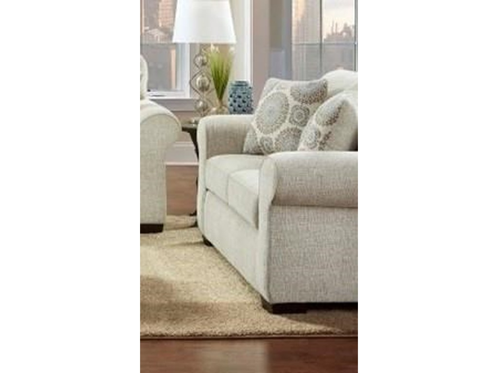 Affordable Furniture 3440Loveseat