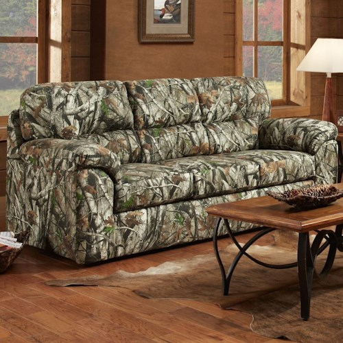 Affordable Furniture 5500 Sofa with Pillow Arms