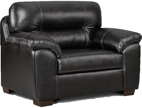 Affordable Furniture 5600 Chair & A Half