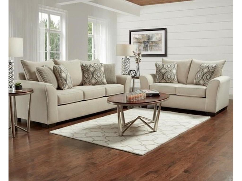Affordable Furniture 5700Loveseat