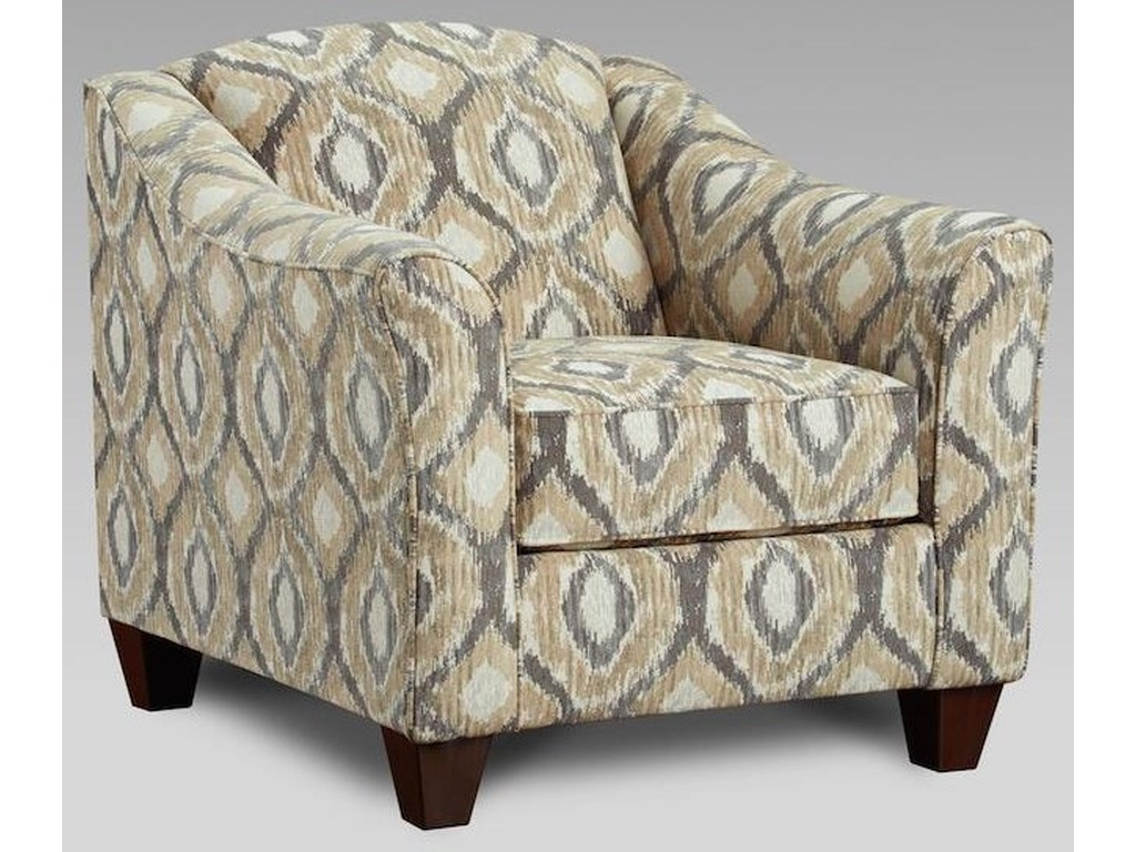 Affordable Furniture 5700Sofa and Accent Chair