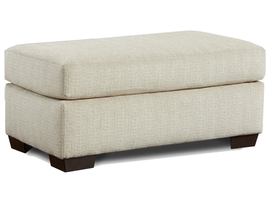 Affordable Furniture 5900Cocktail Ottoman