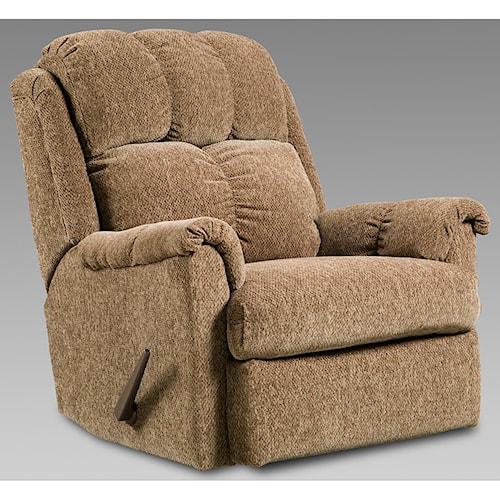 Affordable Furniture 6150 Rocker Recliner
