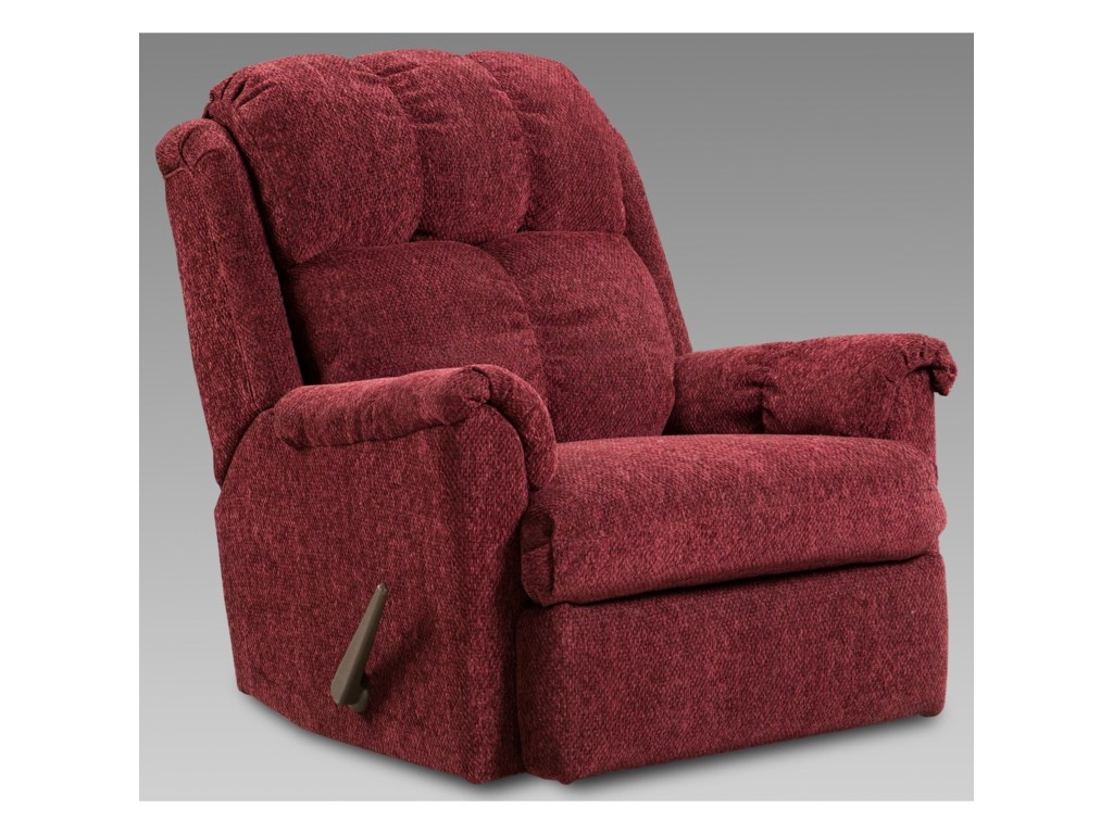 Affordable Furniture 6150Rocker Recliner