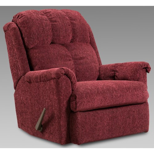 Affordable Furniture 6150 Rocker Recliner