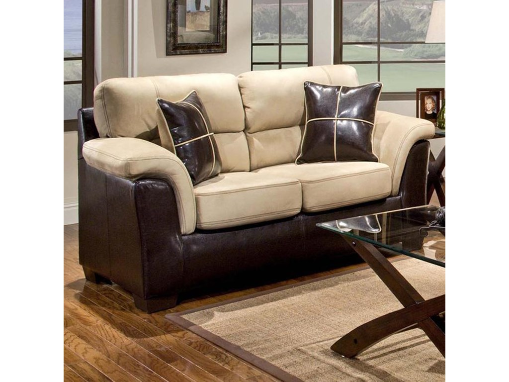 Affordable Furniture 6200Loveseat