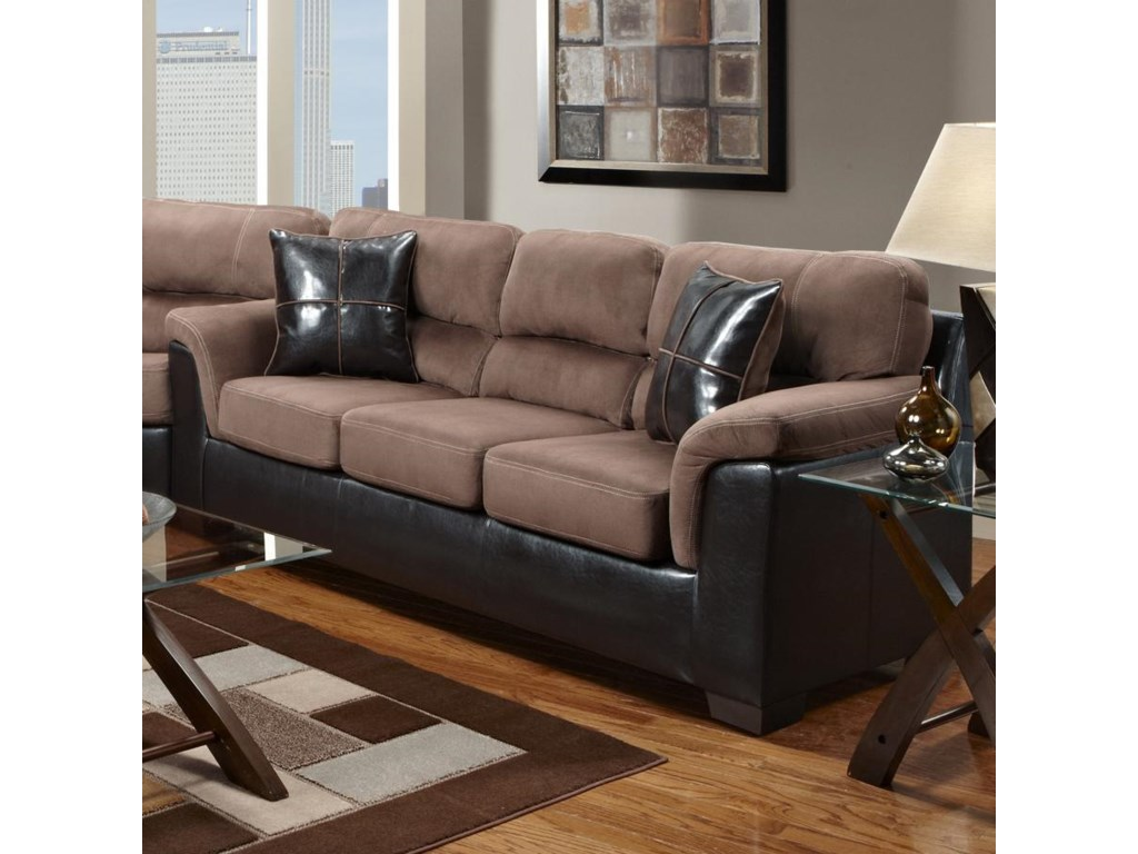 Affordable Furniture 6200Sofa