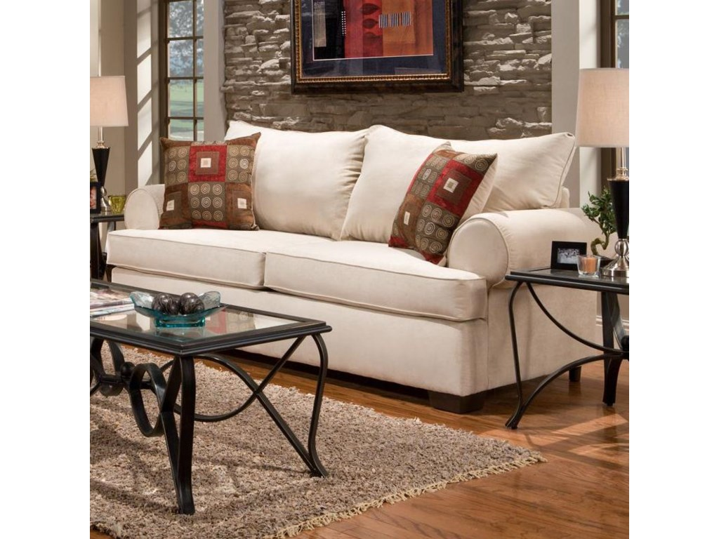 Affordable Furniture 6400Sofa