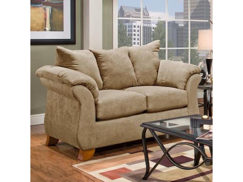 Affordable Furniture 6700Loveseat