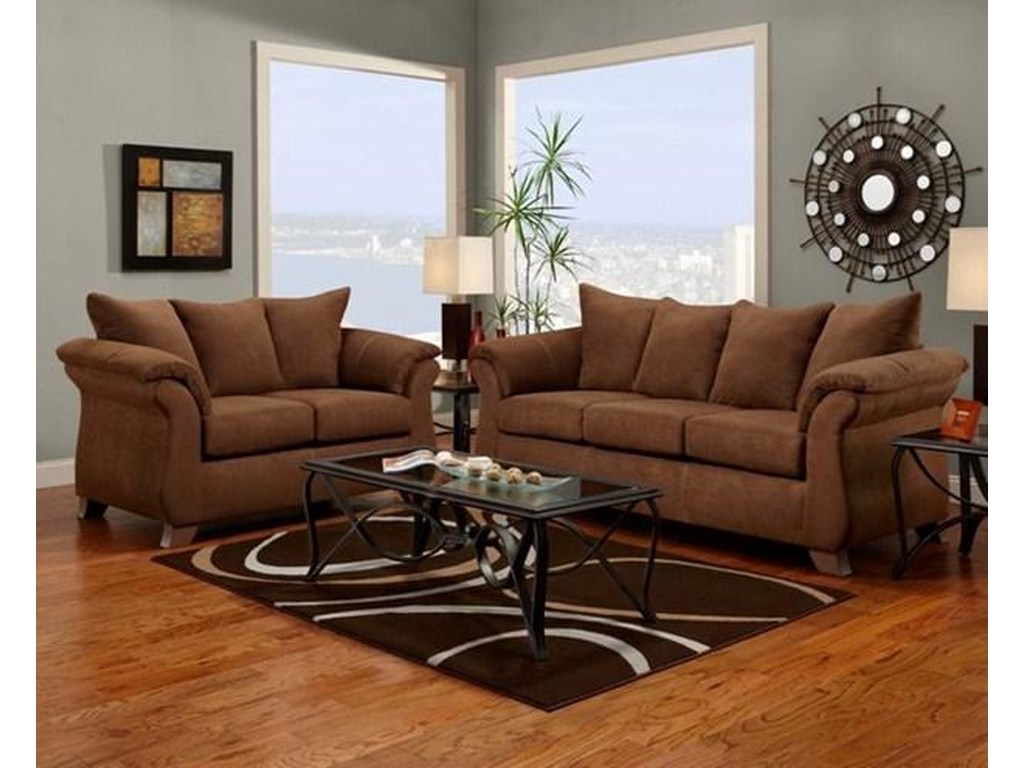 Affordable Furniture 6700Sofa