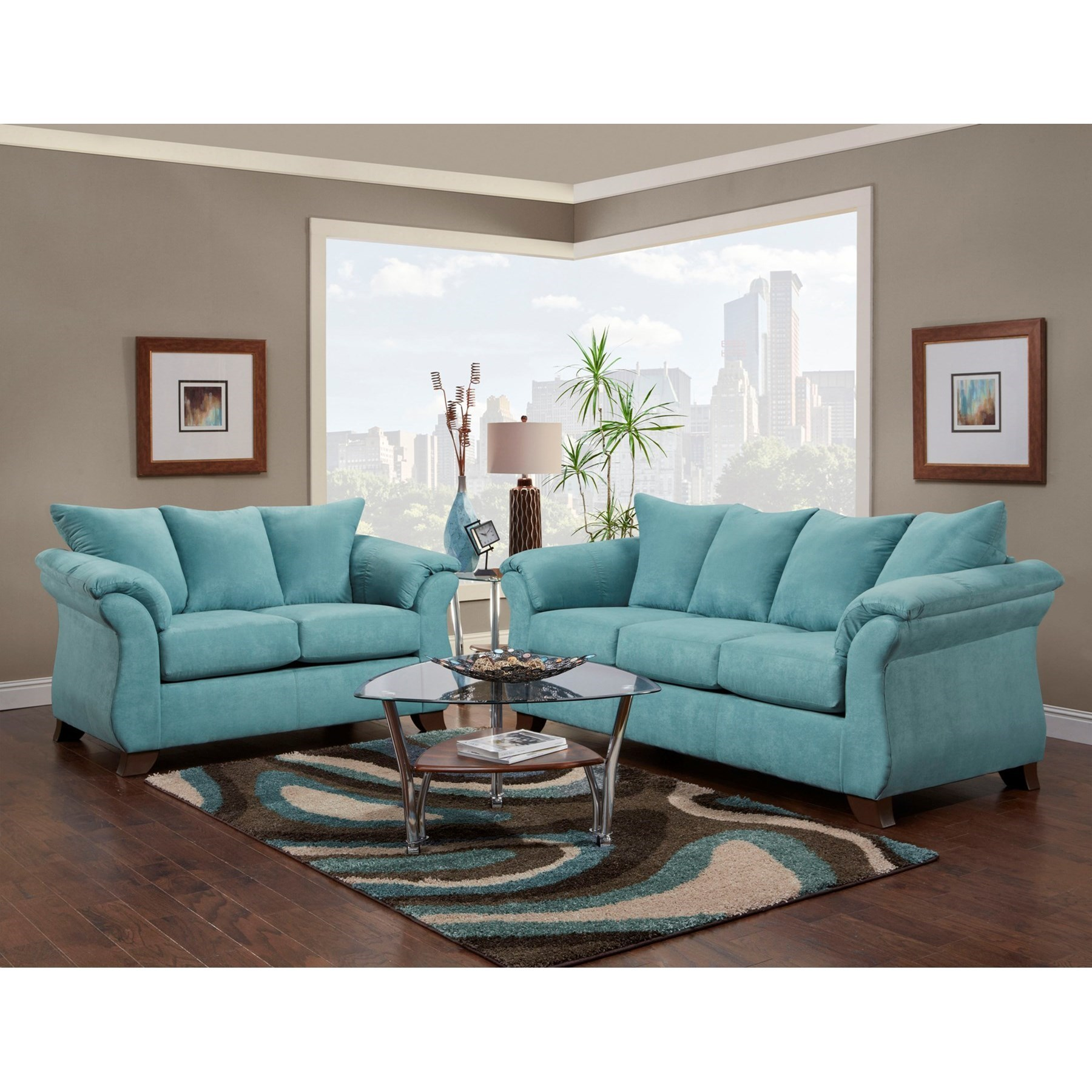 Affordable Furniture 6700Queen Sleeper Sofa; Affordable Furniture 6700Queen Sleeper  Sofa