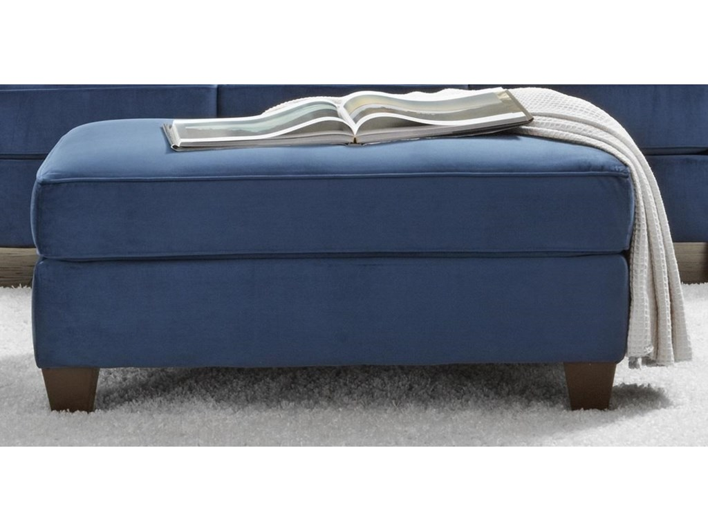 Affordable Furniture 7700Cocktail Ottoman