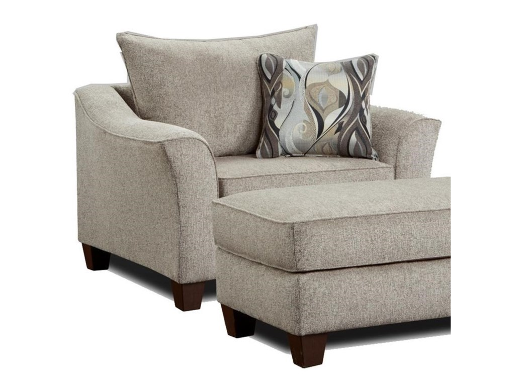 Affordable Furniture 7700Chair and a Half