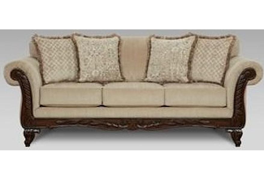 Affordable Furniture 8540emma 8543sofa