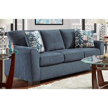 Flare Arm Sofa