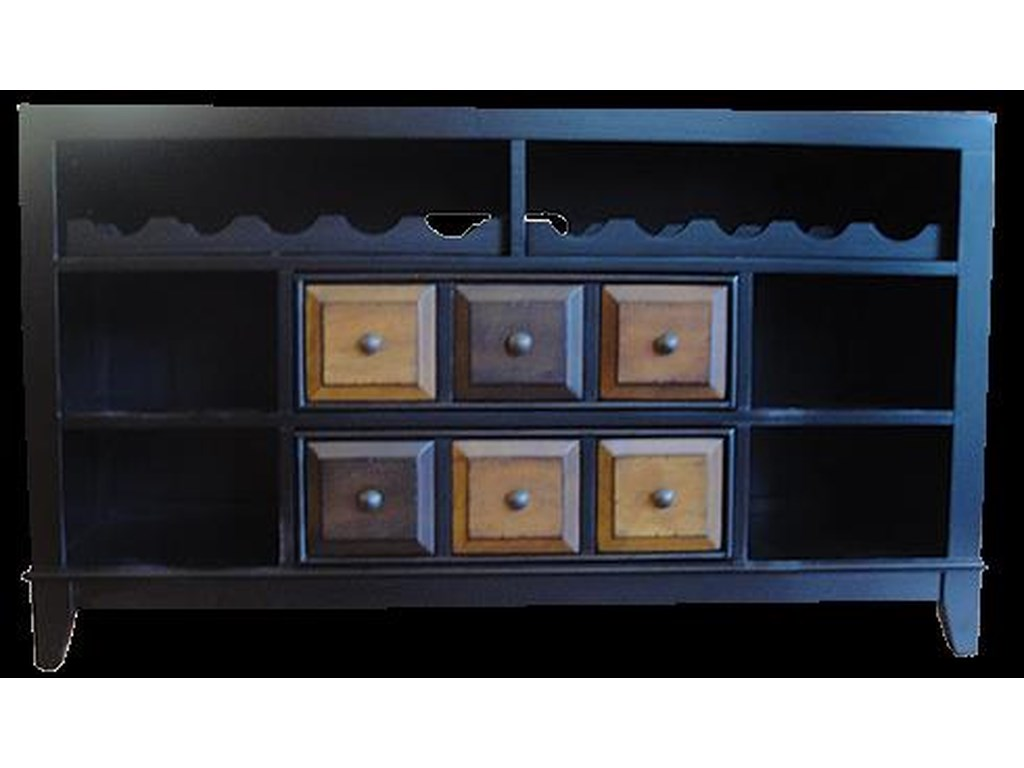 Affordable Furniture ApothecaryTV Console