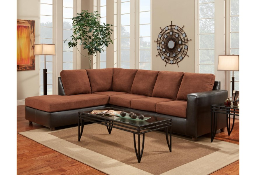 Furniture 3650 Sofa Sectional