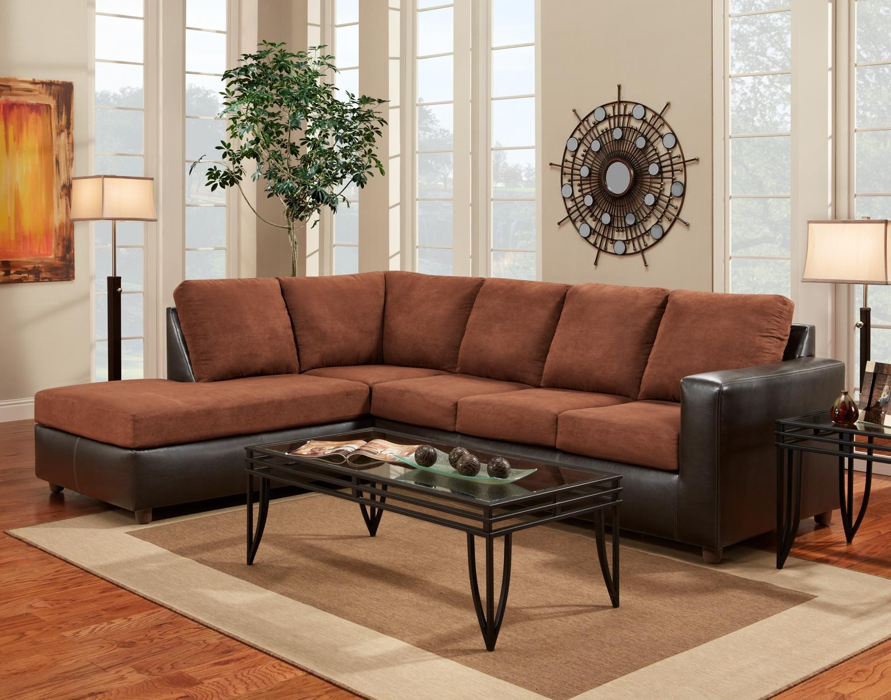 Merveilleux Affordable Furniture 3650 Sofa Sectional